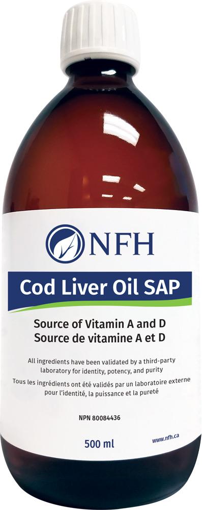 COD LIVER OIL SAP