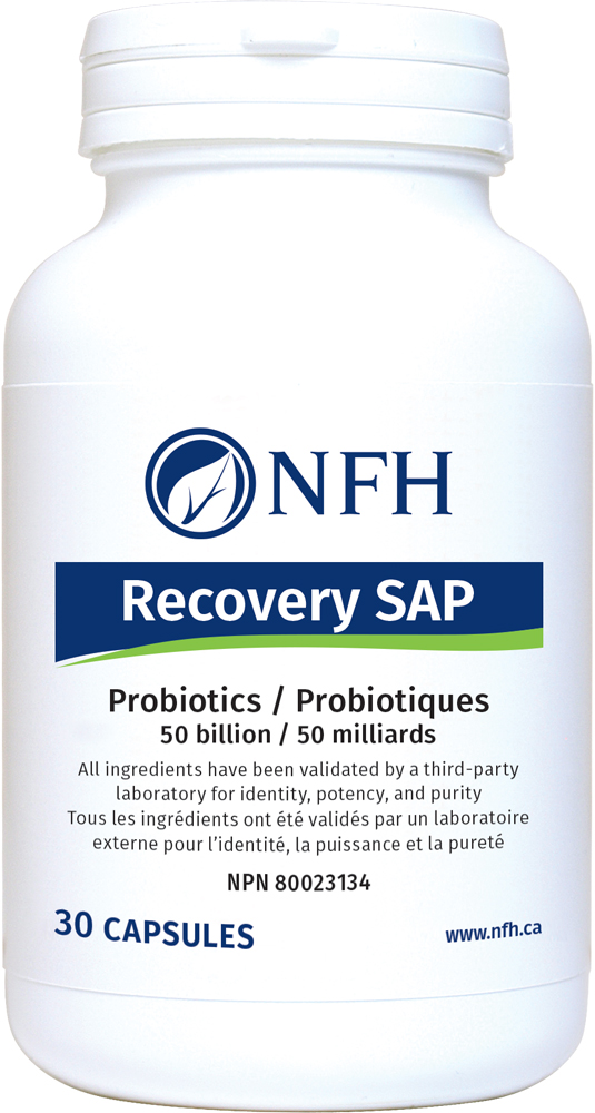 RECOVERY SAP-30 CAPSULES
