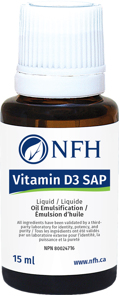 VITAMIN D3 SAP-15 ML