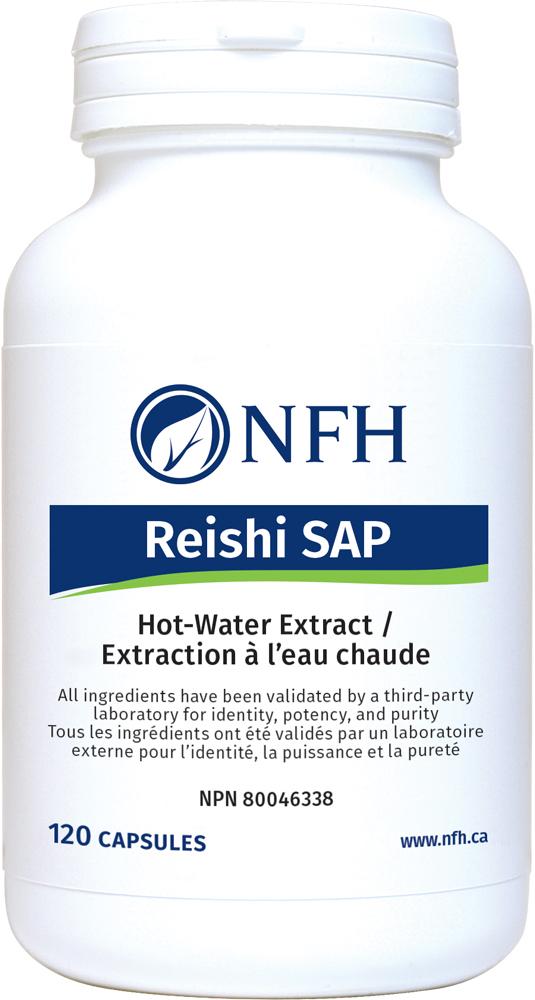REISHI SAP-120 CAPSULES