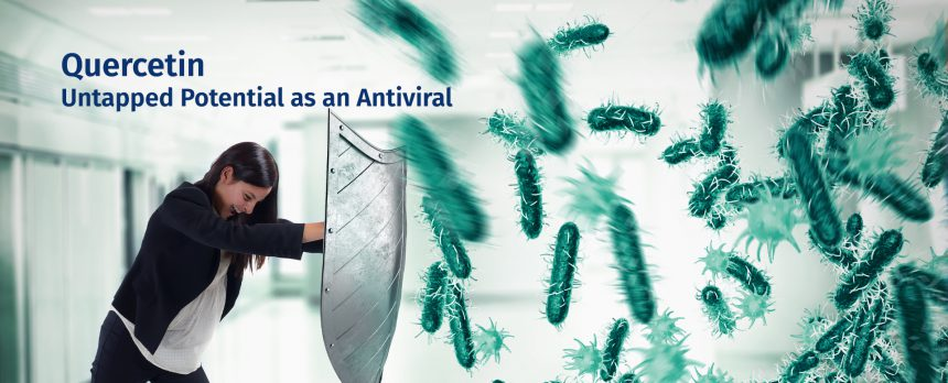 Quercetin Untapped Potential as an Antiviral